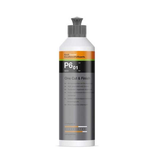 Koch-Chemie - One Cut & Finish P6.01 One-Step-Politur 250ml