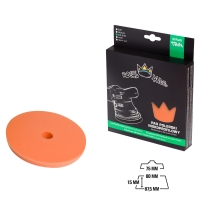 Royal Pads THIN One Step Schaum-Polierpad 80mm orange