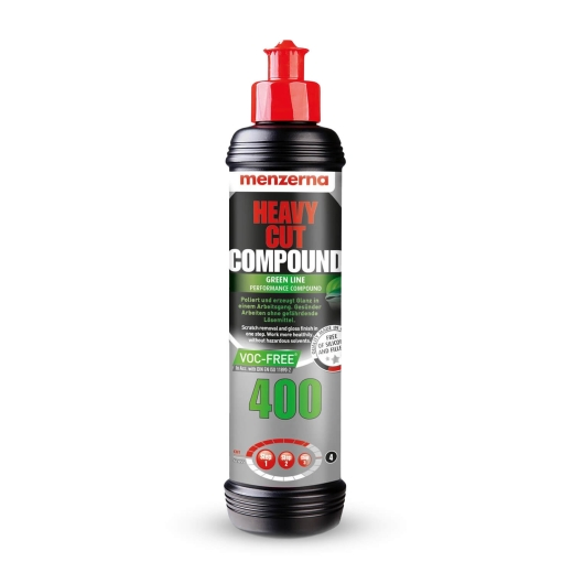 Menzerna Heavy Cut Compound 400 Green Line Politur 250ml