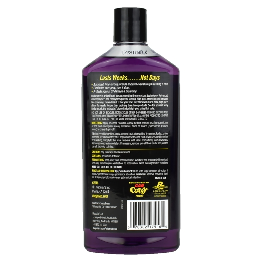 Meguairs Endurance High Gloss Tire Gel Reifenpflege 473ml
