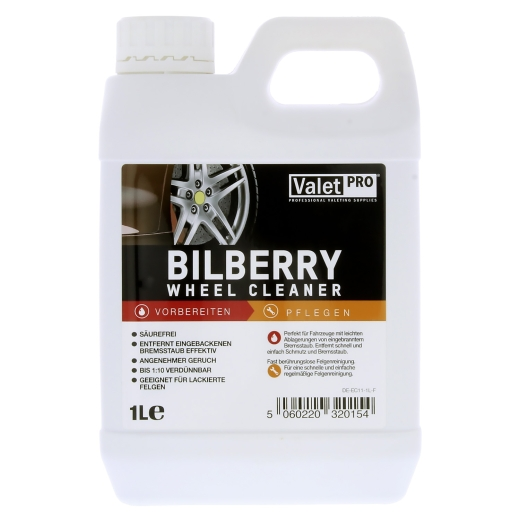 ValetPRO - Bilberry Wheel Cleaner Felgenreiniger 1L