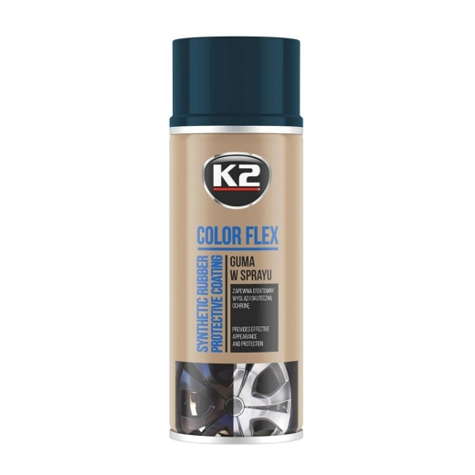 K2 COLOR FLEX Sprühfolie 400ml carbon