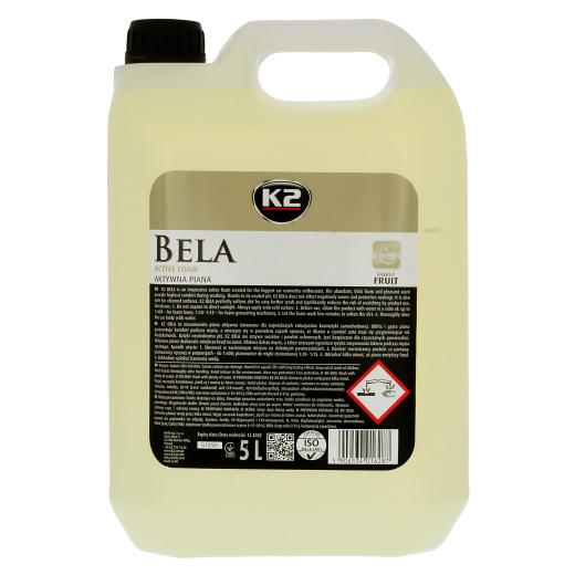 K2 - Bela Energy Fruit Aktivschaum 5L