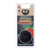 K2 Stereo Lufterfrischer Strawberry
