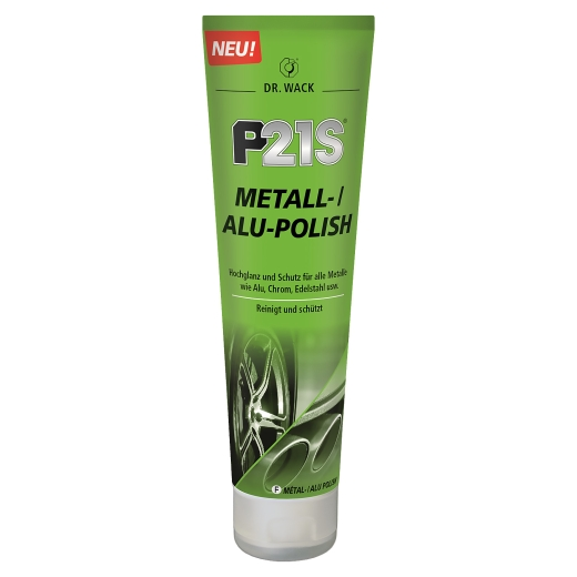 Dr. Wack - P21S Metall-/Alu-Polish Metallpolitur 100ml