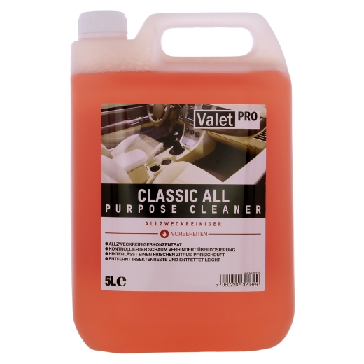 ValetPRO - Classic All Purpose Cleaner Universalreiniger 5L