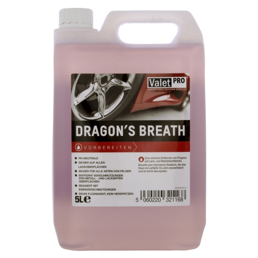 ValetPRO - Dragons Breath Flugrostentferner 5L