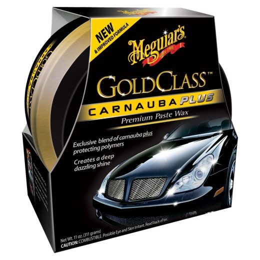 Meguiars Gold Class Paste Wax Autowachs 311g