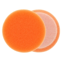 Royal Pads - Mini One Step Schaum-Polierpad 50/60mm orange
