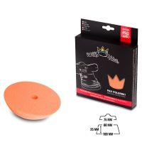 Royal Pads AIR One Step Schaum-Polierpad 80mm orange